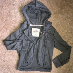 Hollister Open Sweatshirt Jacket 🧥